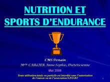 Nutrition et Sports d'Endurance (site)